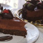 Трюфельный торт «Всё в шоколаде»